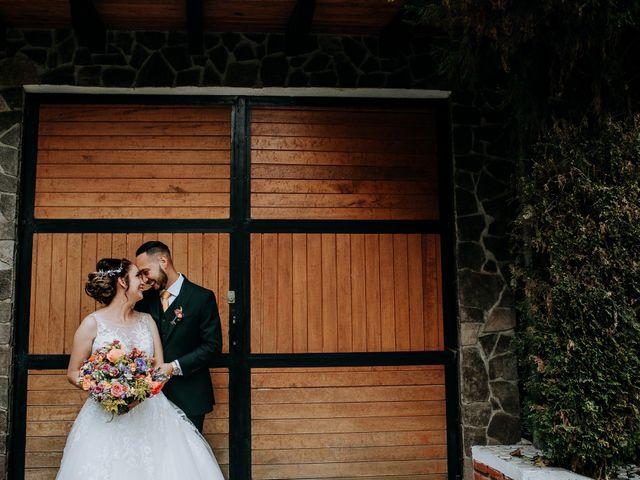 La boda de Uriel y Gabriela en Tepotzotlán, Estado México 64