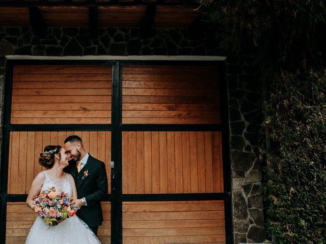 La boda de Uriel y Gabriela en Tepotzotlán, Estado México 65