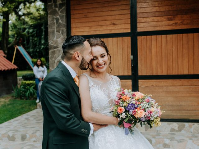 La boda de Uriel y Gabriela en Tepotzotlán, Estado México 68