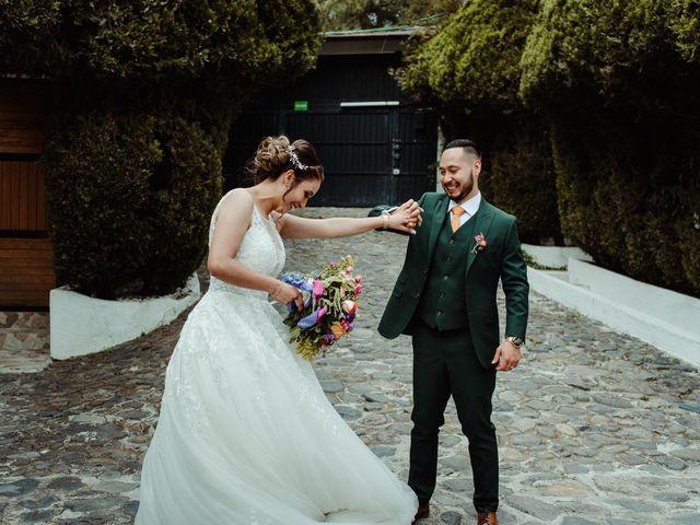 La boda de Uriel y Gabriela en Tepotzotlán, Estado México 70