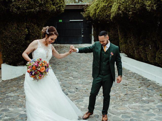 La boda de Uriel y Gabriela en Tepotzotlán, Estado México 71