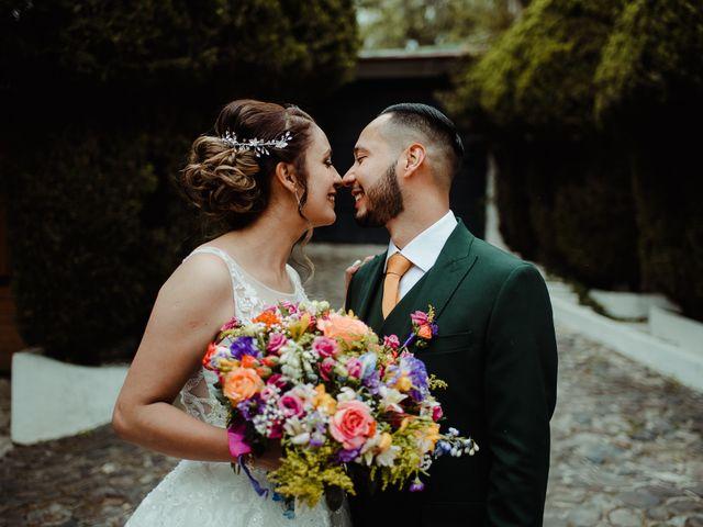 La boda de Uriel y Gabriela en Tepotzotlán, Estado México 72