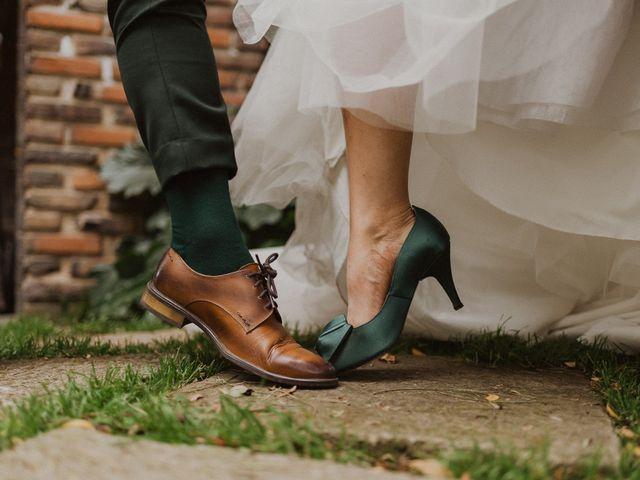 La boda de Uriel y Gabriela en Tepotzotlán, Estado México 76