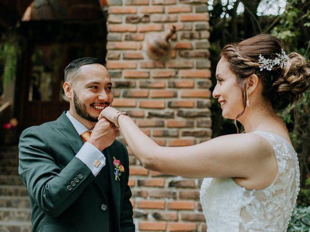 La boda de Uriel y Gabriela en Tepotzotlán, Estado México 78