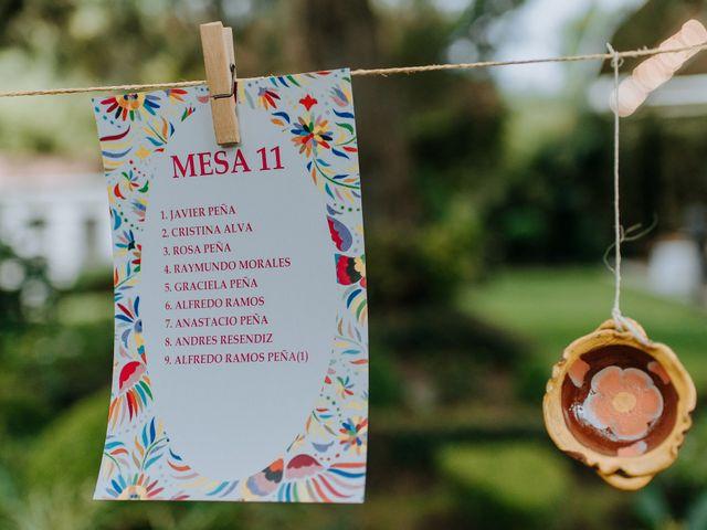 La boda de Uriel y Gabriela en Tepotzotlán, Estado México 80