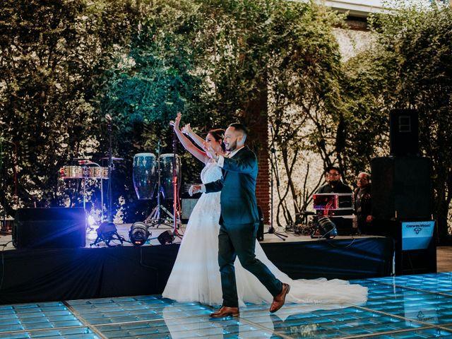 La boda de Uriel y Gabriela en Tepotzotlán, Estado México 83