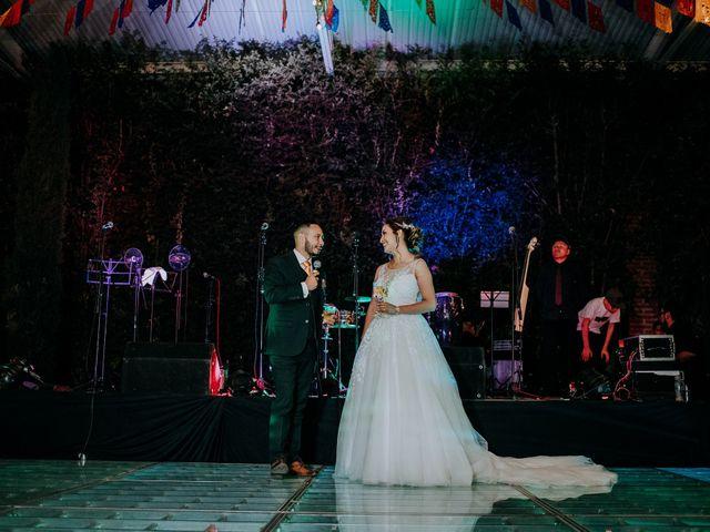 La boda de Uriel y Gabriela en Tepotzotlán, Estado México 85