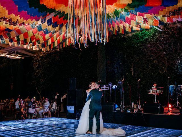 La boda de Uriel y Gabriela en Tepotzotlán, Estado México 88