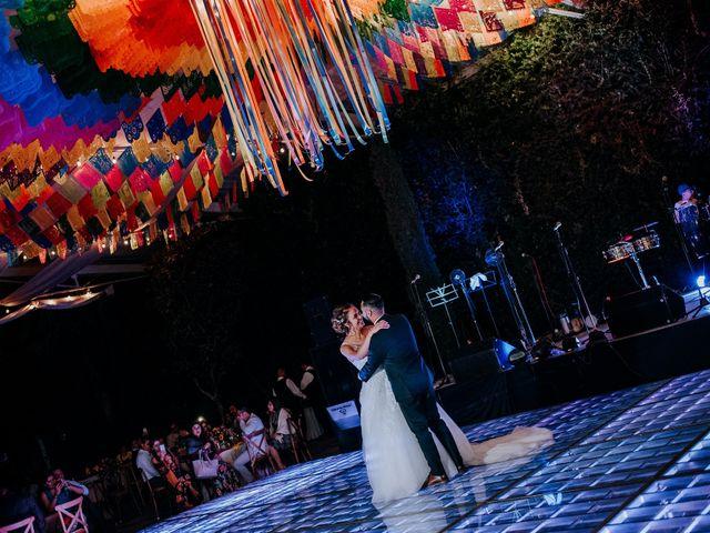 La boda de Uriel y Gabriela en Tepotzotlán, Estado México 89