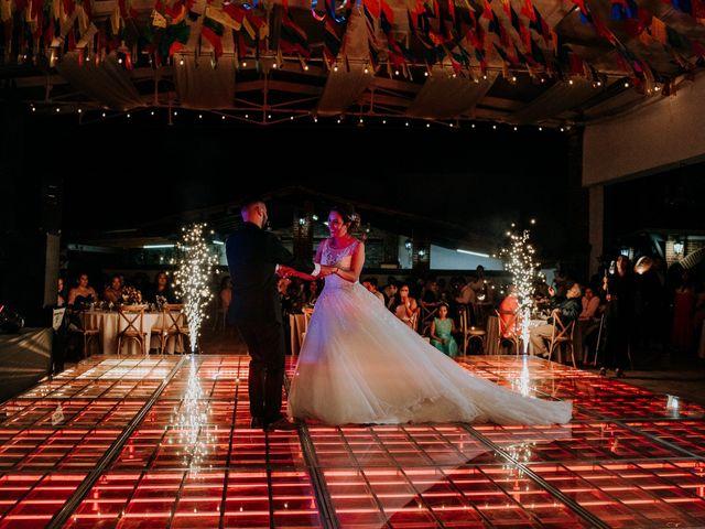 La boda de Uriel y Gabriela en Tepotzotlán, Estado México 90