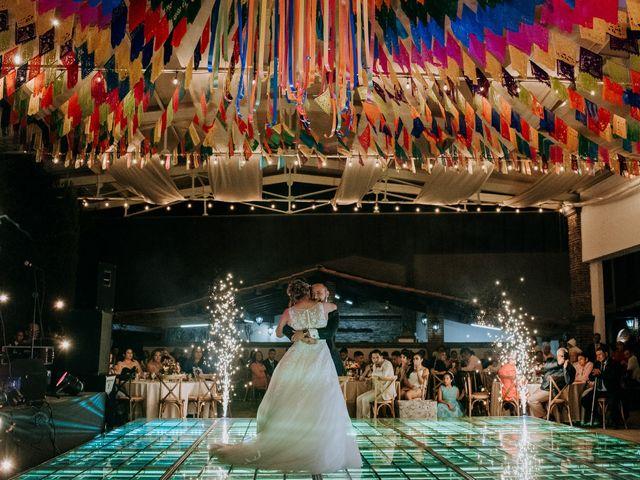 La boda de Uriel y Gabriela en Tepotzotlán, Estado México 91
