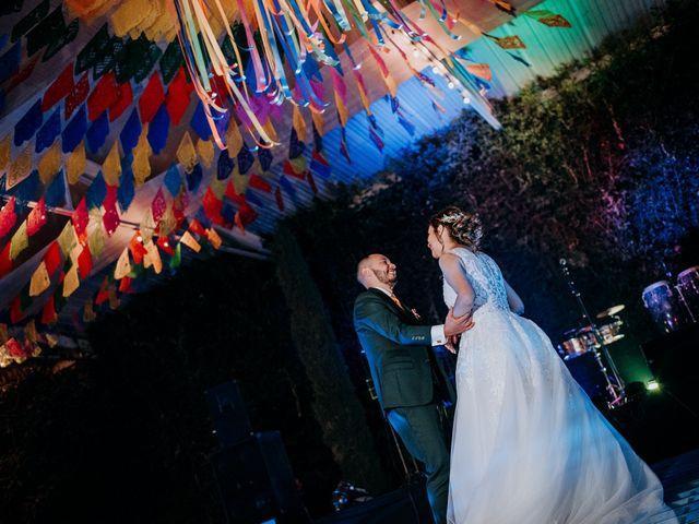La boda de Uriel y Gabriela en Tepotzotlán, Estado México 92