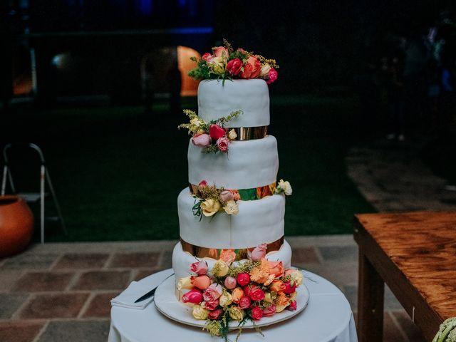La boda de Uriel y Gabriela en Tepotzotlán, Estado México 93