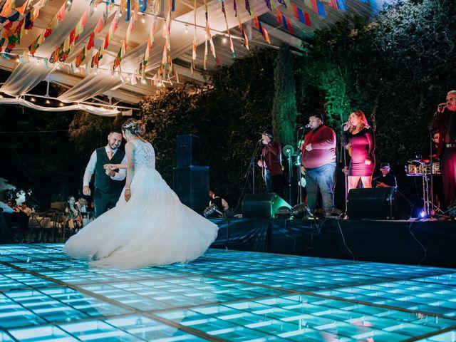 La boda de Uriel y Gabriela en Tepotzotlán, Estado México 98