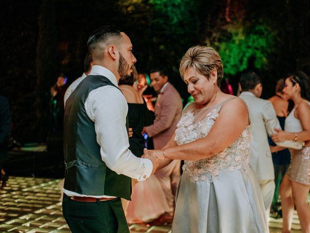 La boda de Uriel y Gabriela en Tepotzotlán, Estado México 99