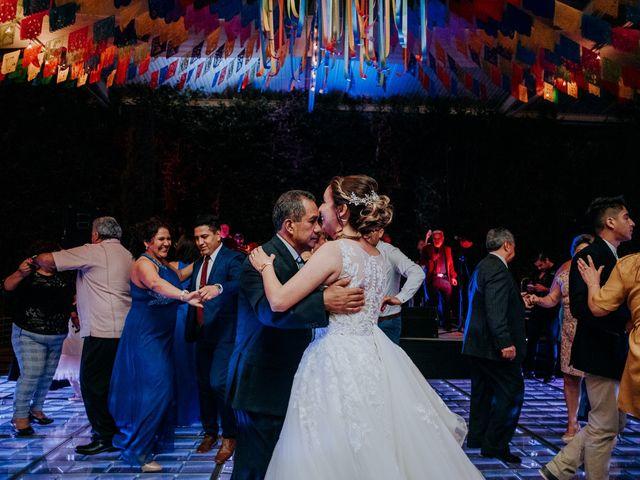 La boda de Uriel y Gabriela en Tepotzotlán, Estado México 102