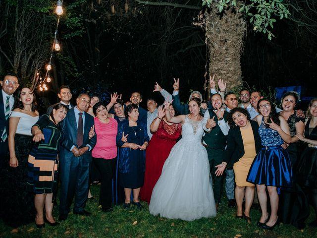 La boda de Uriel y Gabriela en Tepotzotlán, Estado México 104
