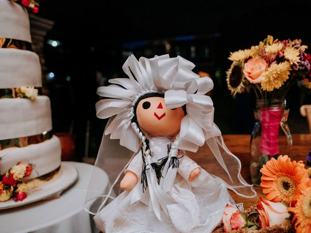 La boda de Uriel y Gabriela en Tepotzotlán, Estado México 107