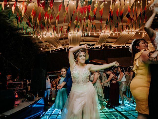 La boda de Uriel y Gabriela en Tepotzotlán, Estado México 108