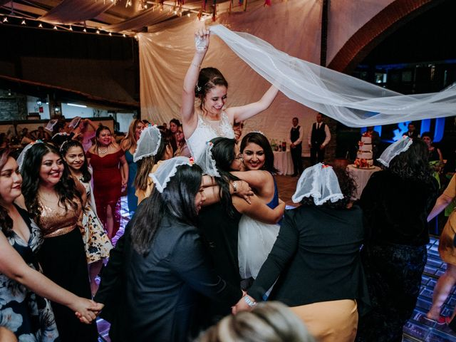 La boda de Uriel y Gabriela en Tepotzotlán, Estado México 111