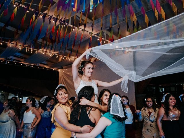 La boda de Uriel y Gabriela en Tepotzotlán, Estado México 113