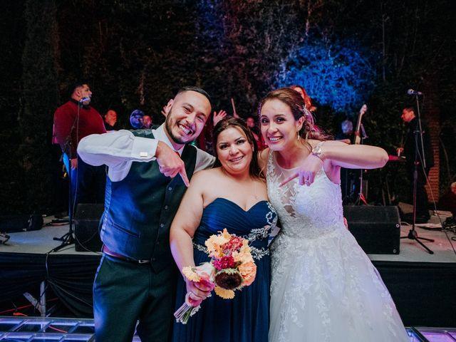La boda de Uriel y Gabriela en Tepotzotlán, Estado México 120