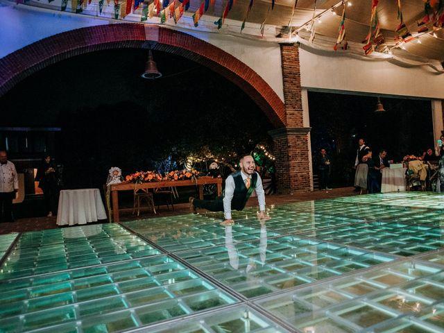 La boda de Uriel y Gabriela en Tepotzotlán, Estado México 121