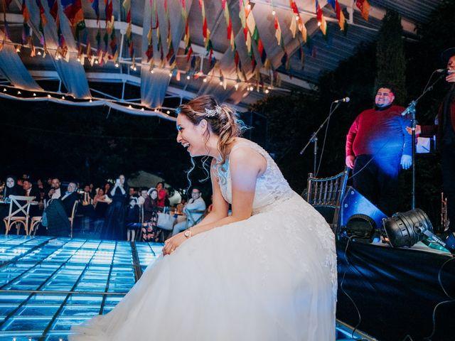 La boda de Uriel y Gabriela en Tepotzotlán, Estado México 122
