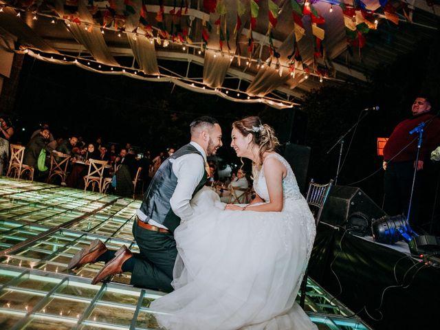 La boda de Uriel y Gabriela en Tepotzotlán, Estado México 125