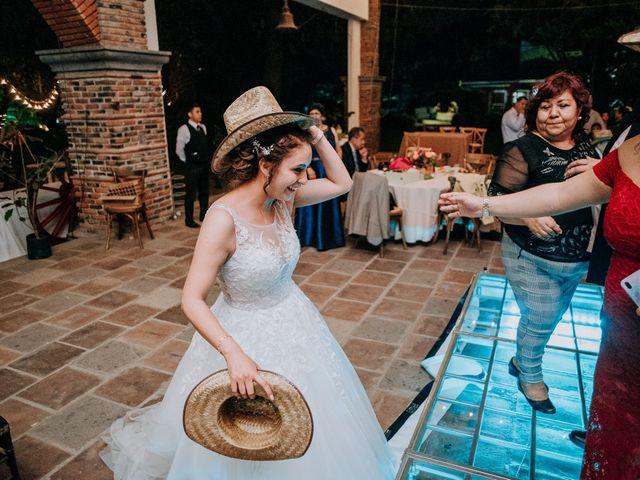 La boda de Uriel y Gabriela en Tepotzotlán, Estado México 131