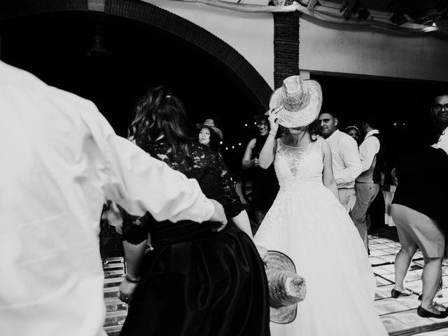 La boda de Uriel y Gabriela en Tepotzotlán, Estado México 133