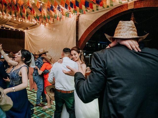 La boda de Uriel y Gabriela en Tepotzotlán, Estado México 137