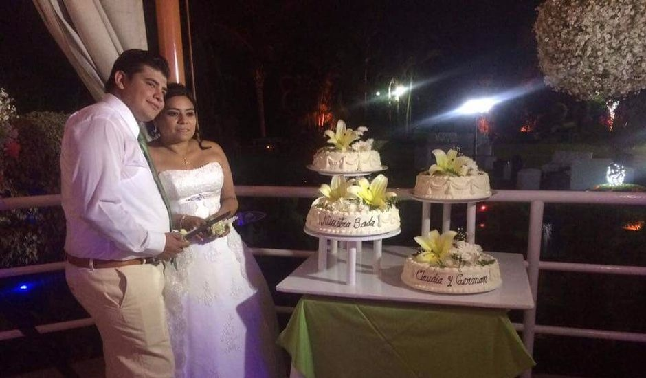 La boda de Germán y Claudia en Jiutepec, Morelos