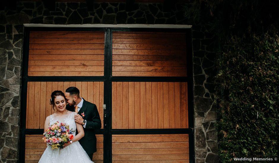La boda de Uriel y Gabriela en Tepotzotlán, Estado México