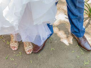 La boda de Sara y Iván 1