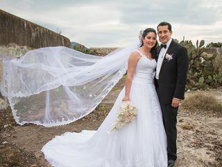 La boda de Gricelda y Israel