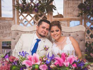 La boda de Amairamy y Adiel