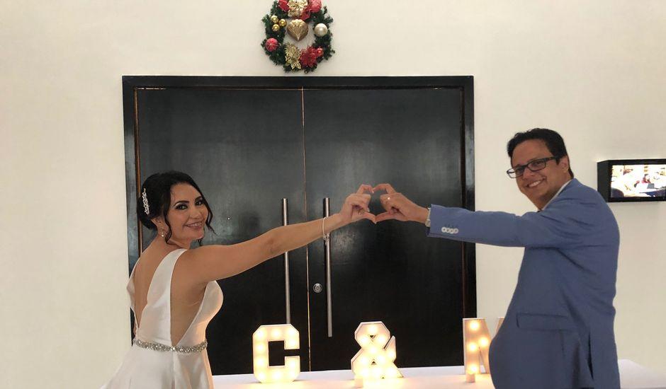 La boda de Carlos y Mariana en Mérida, Yucatán
