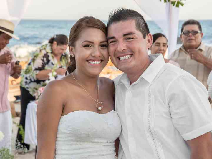 La boda de Tania y Nabor