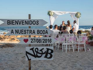 La boda de Tania y Nabor 1