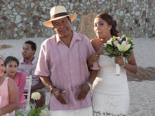 La boda de Tania y Nabor 3