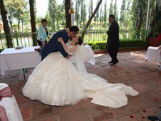 La boda de Gabriela y Bernardo 1