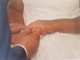 La boda de Griselda y Rafael  1