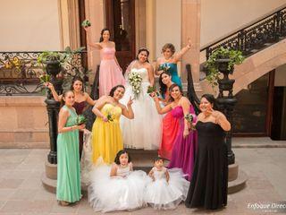 La boda de Griselda y Rafael  2