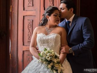 La boda de Griselda y Rafael  3