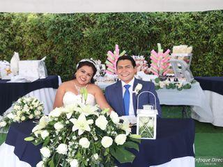 La boda de Griselda y Rafael