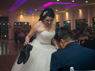 La boda de Angie y Jorge Luis 2
