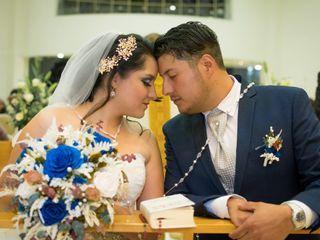 La boda de Angie y Jorge Luis