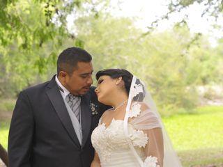 La boda de Ana Sarahi y Jose Marcos 1