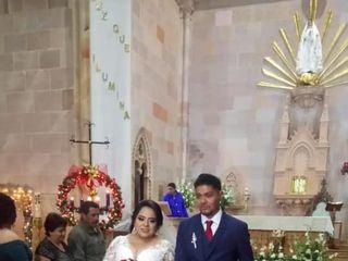 La boda de Liz y Abel 1